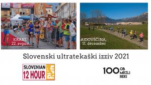 Slovenian ultrarunning challenge 2021